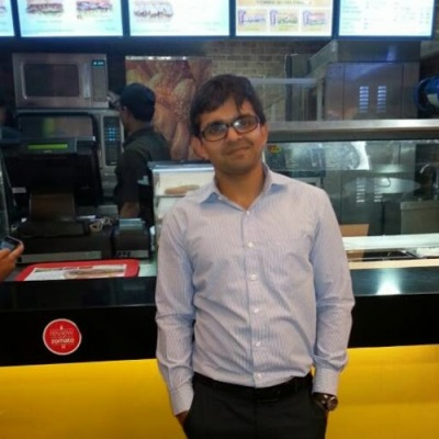 Review for Rajeev S.